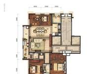 鸿泊湾8楼143平四室2厅2卫毛坯150万,户型好,阳光好,小区环境好。看房方便