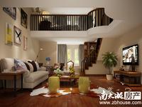 翰林世家loft公寓,毛坯,实际可得70平米,可做两室两厅一卫,户型好楼层佳,