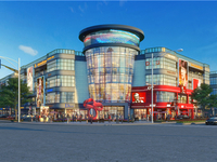 汇金商业中心