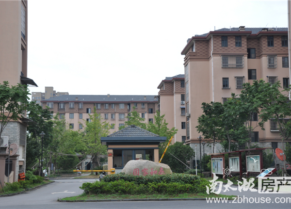 泰和家园 2 5楼 69平米 二室一厅 良装 车库11平米 无税 86万