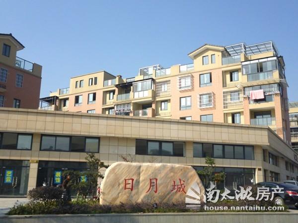 出售日月城4室2厅2卫211平米240万住宅顶跃