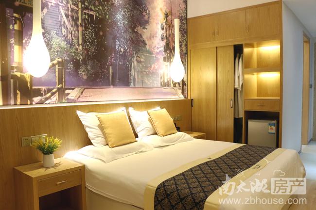 信业ICC精装,一室一厅一卫空,冰,洗,电,床,沙发,热,床,包物业