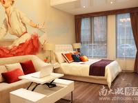 出售市中心繁华地段信业ICC单身公寓,全新精装,家具家电齐全,拎包入住售65万