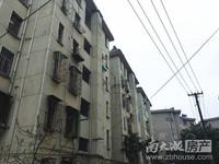 章计村 2 4楼 52平米 二室一厅 简装 走破的 车库独立 52万