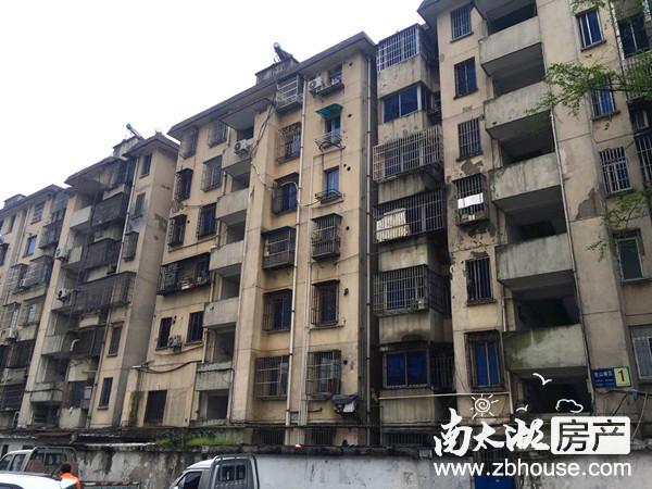 编号6373吉山南区4楼90平米三室一厅良装带全套设施 拎包入住月租2000元