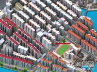 市中心 洗帚弄小区2室2厅,79平,临近衣裳街商圈,交通便利,配套齐全