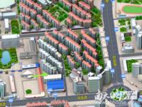 龙溪小区,3楼,55.48平方,二室一厅,中装,一口价72万