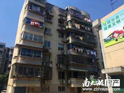 凤凰二村4楼,37平方,车库二家合用,一室一厅一厨卫