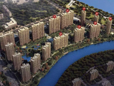 汎港 润园7 30F 130平米,价140万可协,三室二厅二卫