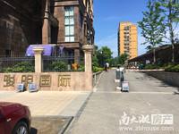 出售骏明国际13楼跃层84.55平,送45平米,精装修,双阳台家具家电全158万
