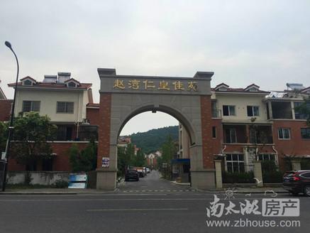 仁皇佳苑 75型东边套 豪华装修 赵湾位置最好的 330万