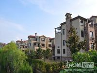 太湖度假区,半岛领邸双拼别墅东边套,5房2厅5卫,花园约260方,总价660万