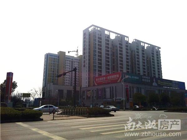 亿丰怡家公馆中间楼层,113平,130万,精装修满两年!
