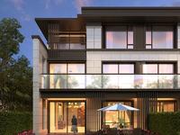 仁皇山祥生现房联排别墅,156户型,预留电梯井,可用面积约300方,318万