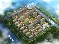A碧桂园印象南浔 3室2厅 50平 50万 南北通透 电梯房