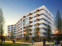 华悦公馆单身公寓,全新精装首次出租,二楼,2楼,40平,租金1700
