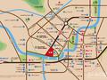 中梁·国宾府交通图