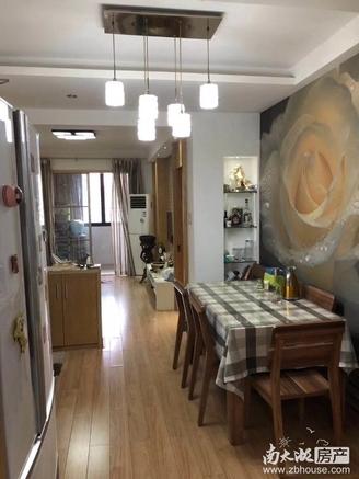 泰和家园3楼自住精装2室2厅1卫车库独立满2年
