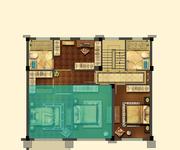 排屋D户型二层