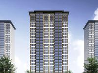 推荐出售:东部新城优质楼盘奥克斯朗庭,均价10000一平,户型好,带车位,双学区
