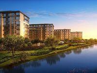 大家仁皇府乐山,7楼,126方,三房两厅两卫,精装交付带车位235万,包营业税