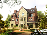 天河理想城 双拼别墅出售 现房无税 可直接更名 送超大花园150平 地下室两层