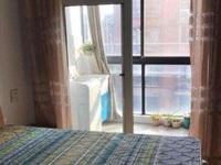 日月城两室一厅中等装修 房东只租女生