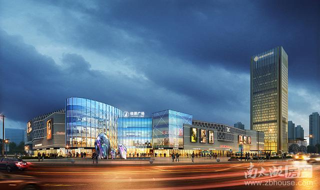 湖州市区 佳源广场大型商业综合体 可包租可自营 回报率高 看房方便
