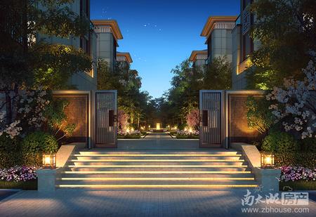 仁皇燕澜府 中式合院 江南风格 名人府邸 一手更名
