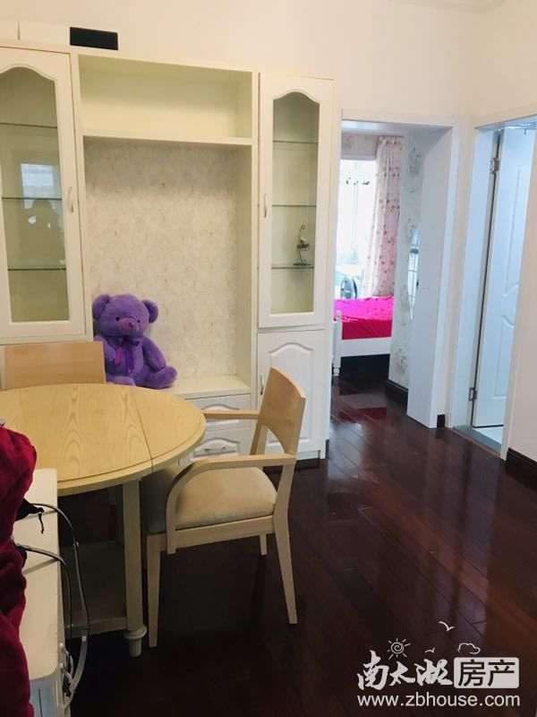 首次出租友谊新村6楼43.8平,1.5室,婚装,车库独立,拎包入住