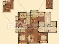 赠送面积多,边套,楼王位置,小区最中心,现房