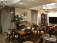 出售金色地中海叠层237平,豪装,4室2厅4卫3大阳台玻璃房,拎包入住,498万