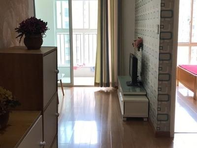 星汇半岛一室二厅精装房子出租