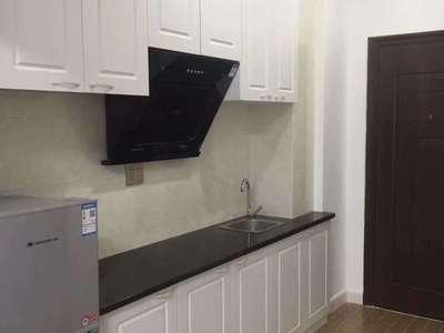 大都汇单身公寓 精装修出租2400元