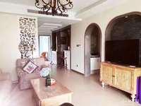 国贸一期花园洋房,精装修,满两年,全套家具家电,位置好