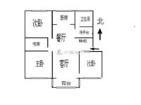 精装修 三室一厅 自行车库13平 套型好 位置佳 拎包直接入住 欢迎各位看房子