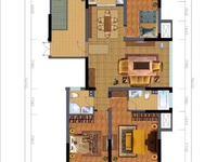达多 灏庭 3室2厅2卫 简易装修 满2年 性价比高!