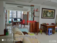 清丽家园-三室二厅二卫,自住精装,家具家电齐全,赠送储藏室,满屋唯一。