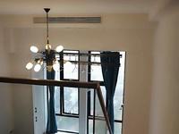 翰林世家单身公寓 loft结构 全新精装修 可烧饭