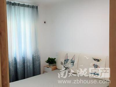 爱山中介 紫晶公寓 二室二厅一卫 精装修 家电齐全 3500元