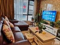 出售天河理想城30楼91.4平,3室2厅,欧式精装,满2年,东边套,130万