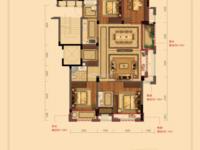 名仕府一期 4室2厅2卫 楼层佳 位置好 东边套