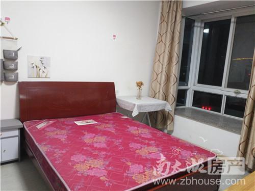 江南华苑 一室一厅良装家具家电齐全拎包入住联系13587932690