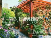 金色地中海,叠屋,带80平大花园,精装,拎包入住,满2年