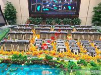 出售期房:蓝光雍锦园4楼,130平,精装花园洋房带电梯,三室二厅二明卫朝南双阳台