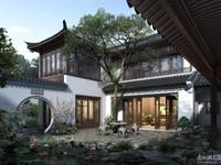 有山有水有中国情怀,莫干山蓝城 观云小镇满足你对别墅的一切 幻想,精装修交付