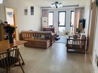 诚心出售!星汇半岛高层16楼,118.4方,三室两厅一卫,精装修,满五年