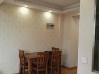金世纪铭城3楼100平,2室半两厅,全新精装,2600元/月