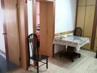 1486东白鱼潭车库上一楼 71平 2室2厅 良好装 标准套 房子干净车库独立
