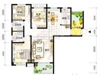 出售首创悦府39楼117平米,优质学区房,全明户型,毛坯,马上满两年,178万